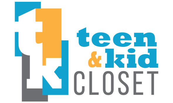 Teen and Kid Closet